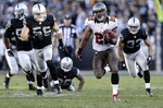 Doug Martin Rolls Over Raiders for 
