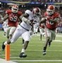 Alabama Holds Off Georgia for SEC Championship