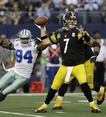 Roethlisberger Eludes Tackles for E