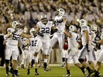 BYU Wins Poinsettia Bowl with Defen