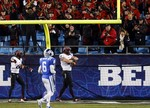 Duke's Will Monday Hits 79-Yard Pun