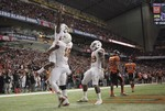 Texas Rallies to Win Alamo Bowl
