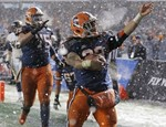 Syracuse Runs over West Virginia in