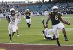 Arizona State Beats Navy in Bowl Sh