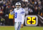 Romo, Cowboys Collapse against Reds