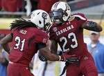 South Carolina Wins Outback Bowl on