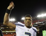 Russell Wilson Leads Seahawks to Fi