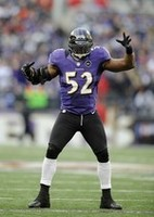 Ray Lewis's Allegedly Final Pre-Gam