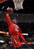 San Diego State's Jamaal Franklin T
