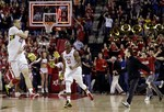 Maryland Scores at Buzzer to Upset 