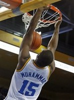 Muhammad, UCLA Cruise to 10th-Strai