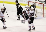 Blackhawks Prevail in Overtime