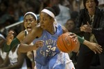 UNC Women Beat Miami at the Buzzer