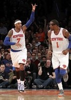 Carmelo's 30th-Straight 20-Point Ga