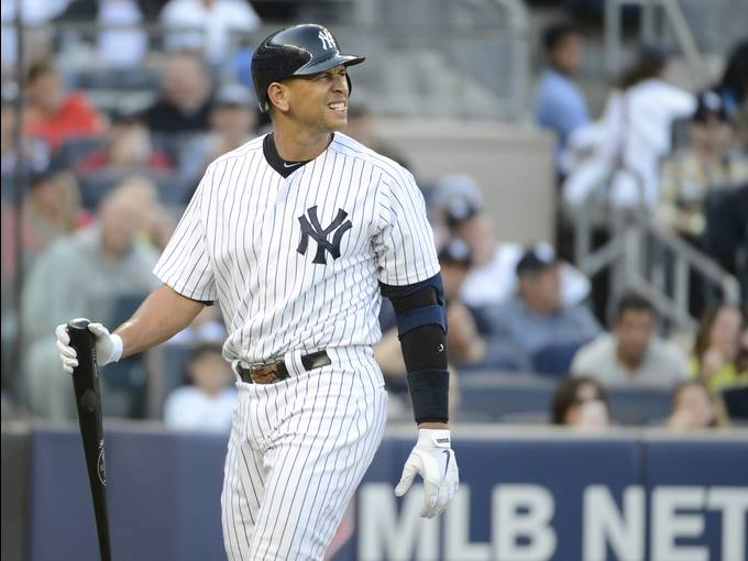 a-rod claims PED allegations are a conspiracy