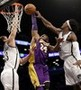 Kobe Throws Down Big on the Nets