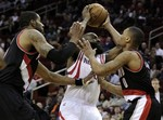 Harden Drops 35 on Trail Blazers