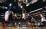 Thunder Crush Suns in Phoenix