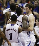 Kansas Throws Down on Kansas State