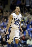 Seth Curry Gives Duke Second-Half L