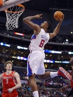 Clippers' Huge First Quarter Helps 