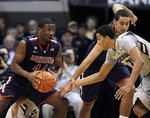 No. 9 Arizona Drops to Colorado
