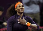 Serena Is Number One Again