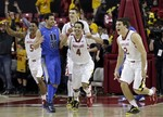 Maryland Upsets No. 2 Duke