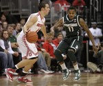 18th-Ranked Ohio State Tops Spartan