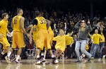 Minnesota Shocks Top-Ranked Indiana