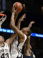 Penn State Gets First Big Ten Win v
