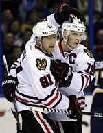 Blackhawks Extend Point Streak to 2