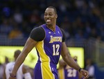 Dwight Howard Ties Free Throw Recor