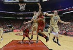 Louisville Cruises in Big East Quar