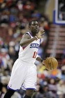 Holiday Leads Sixers to 101-100 Win