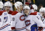 Canadiens' Shootout Winner against