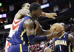 Hibbert's Double-Double in Houston
