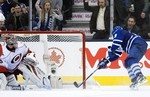 Toronto's Lupul Goes End-to-End