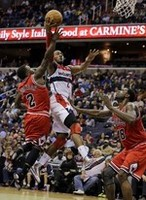 Wizards Win 8th-Straight at Home