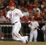Cincinnati's Nine-Run Ninth Inning