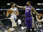 Ricky Rubio Reaches Career High