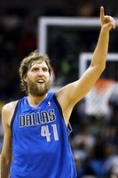 Nowitzki Passes 25,000 Mark