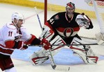 Senators Goalie Craig Anderson Make