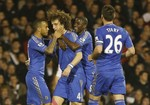 Chelsea's Luiz Launches Rocket from