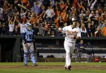 Wieters Clubs Walk-Off Slam
