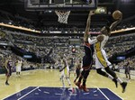 Paul George Triple-Double Lifts Pac