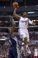 Chris Paul's Buzzer-Beater Wins Gam