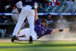 Rockies Rally in Ninth to Beat Brav