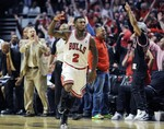 Nate Robinson Plays Hero for Chicag