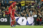 Robben Goal Sinks Barcelona